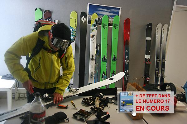 TEST Skis de rando 2015