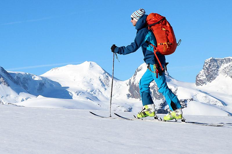 pantalon ski de rando femme