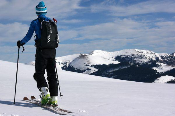 test produits ski de rando quechua ski rando magazine. Black Bedroom Furniture Sets. Home Design Ideas