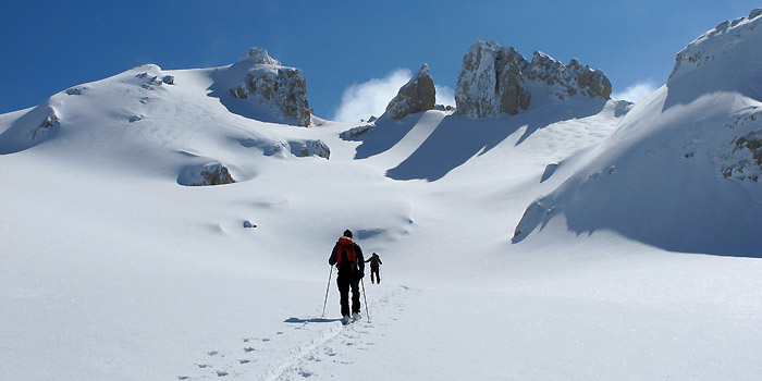 Albanie : ski de randonnée au pays des aigles