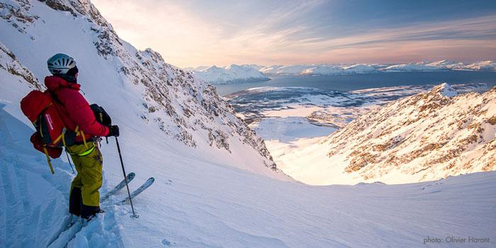 les Alpes de Lyngen