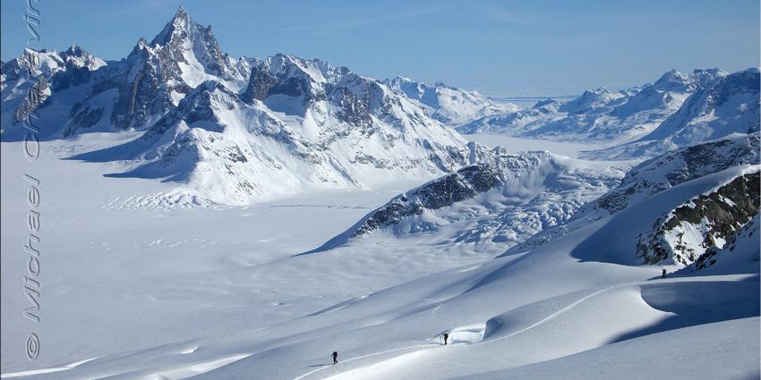 Exploration dans le massif du Schweizerland