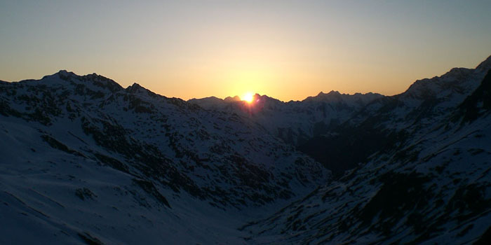 La traversée des Alpes en ski de rando