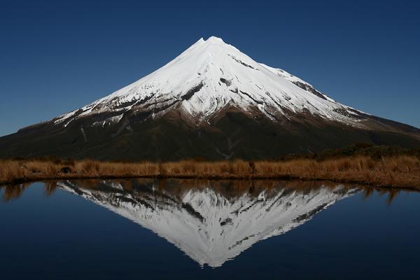 Les volcans de Nouvelle Zélande