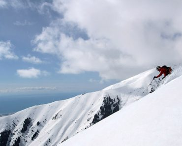 ski de randonnée au Kirghizstan