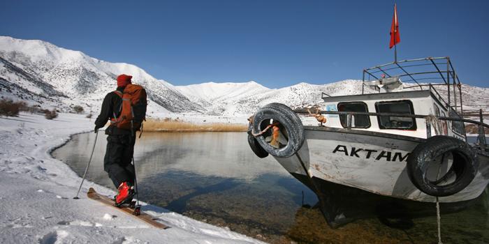 Les différentes approches en ski de rando