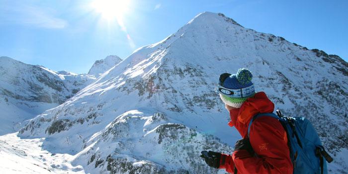 Smartphones et ski de rando