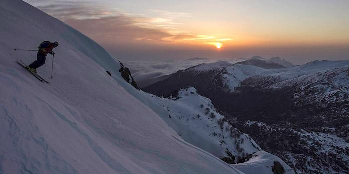 Traversée de la Corse en ski de randonnée : l'Alta Strada