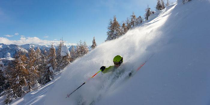 Le meilleur du ski dans les mélèzes