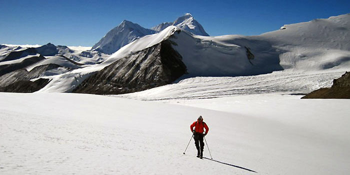 Ski en haute altitude