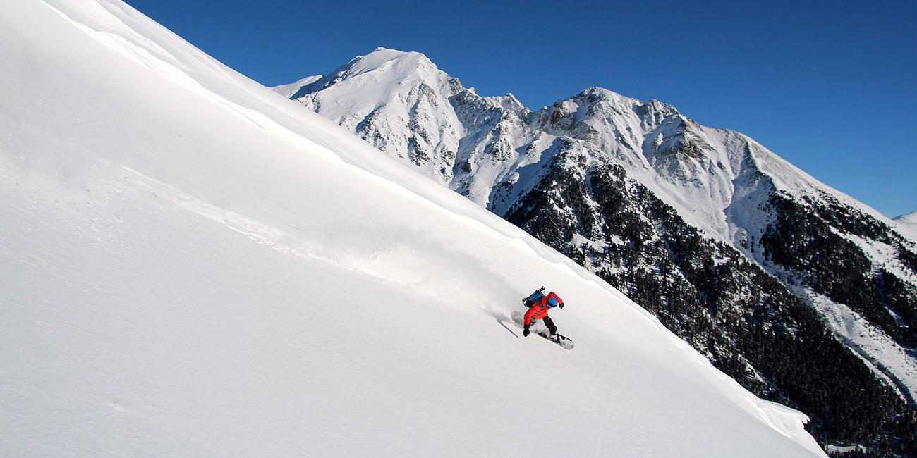 Ski de rando en Autriche, Kühtai
