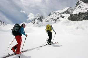 ski de randonnée en Inde
