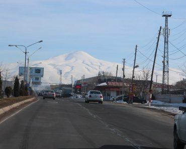 ski de rando en arménie