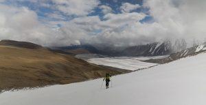 ski randonnée mongolie