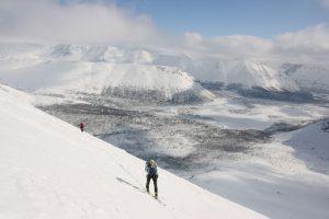 Ski de randonnée en Russie