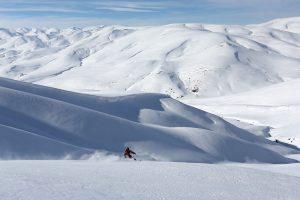 ski de randonnée en Arménie