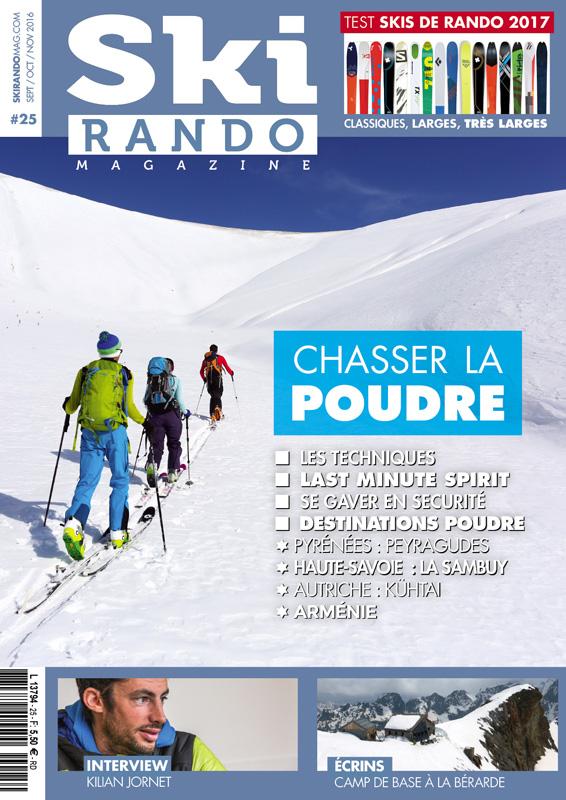 Ski rando magazine n°25