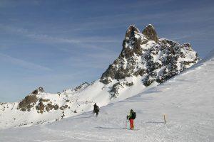 ski de randonnée pyrénées altantiques