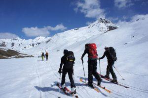 ski de randonnée en savoie