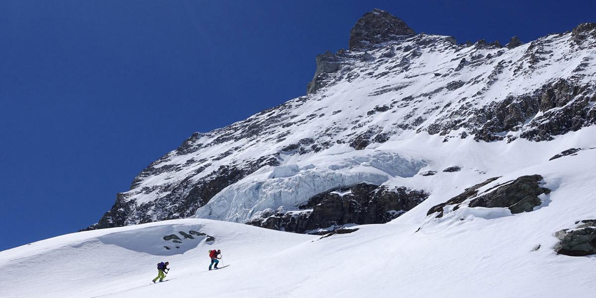 Sortie filles : le Cervin par la face est à ski