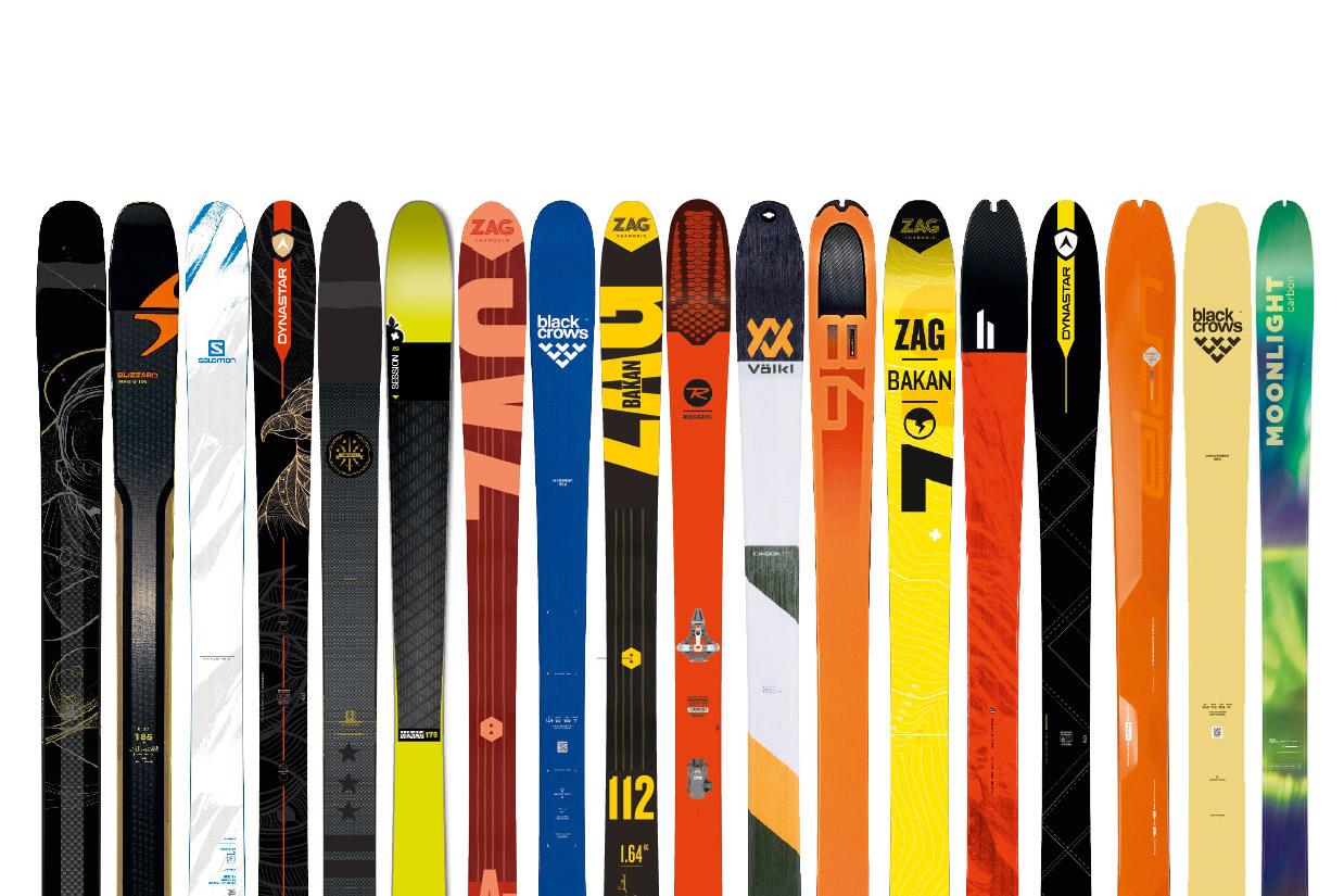 Test skis de randonnée 2018 : tests ski de rando