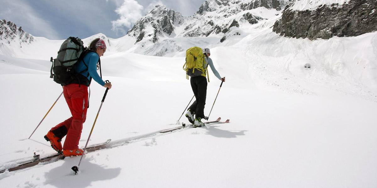 Ski de rando : un sport de mecs ?