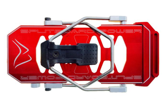 splitboard power endurance 170 fixation