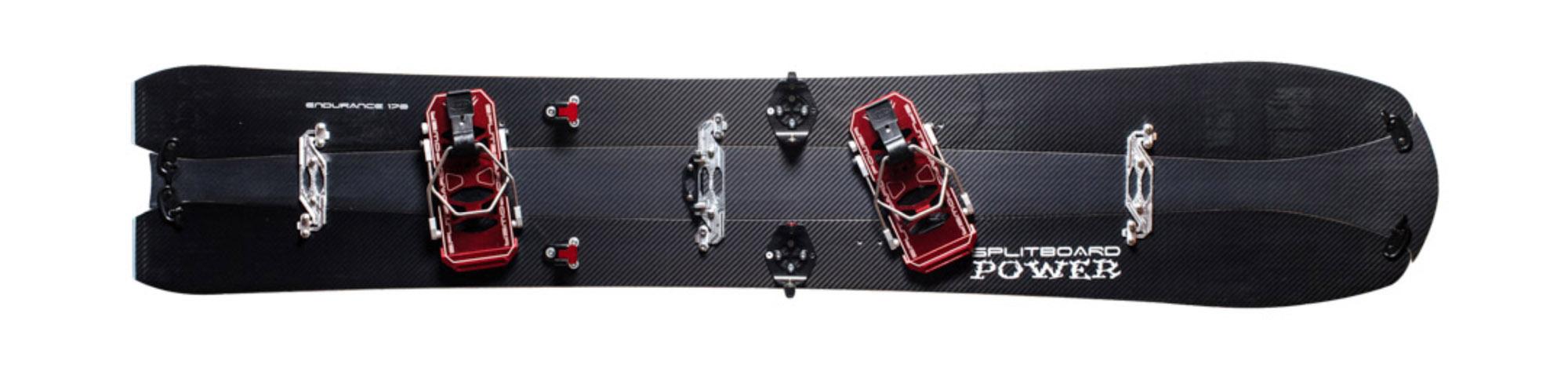splitboard power skiboard