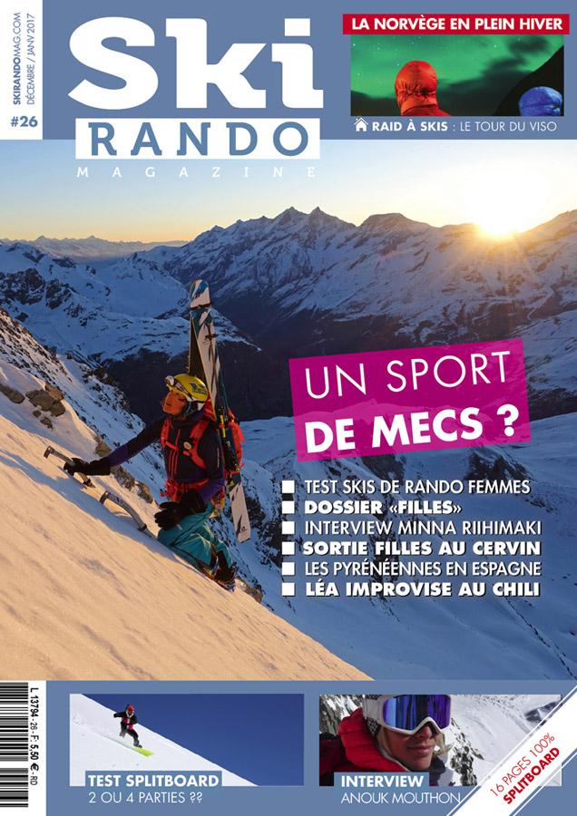 Ski rando magazine n°26