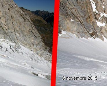 ski sur les glaciers pyrénéens