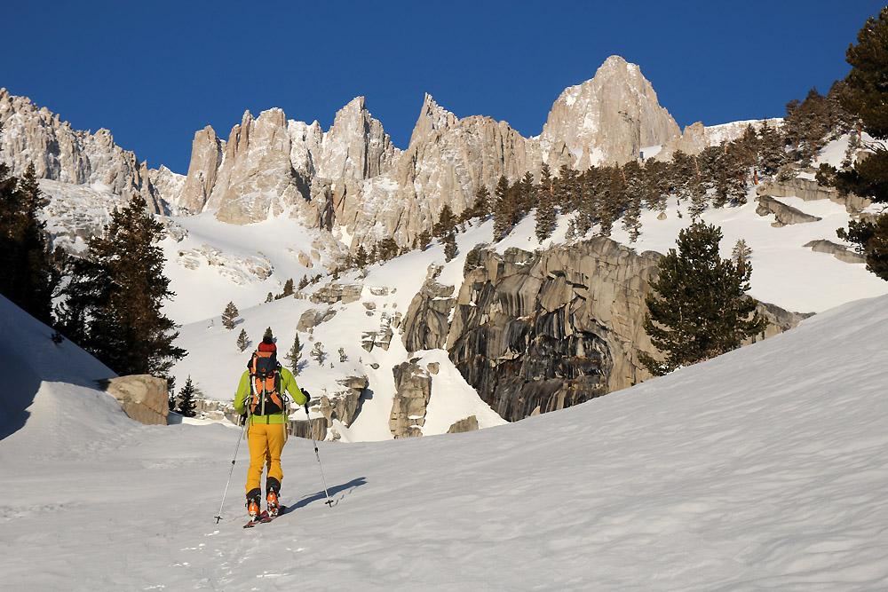 Ski rando en direct de Californie (MAJ 23/04)