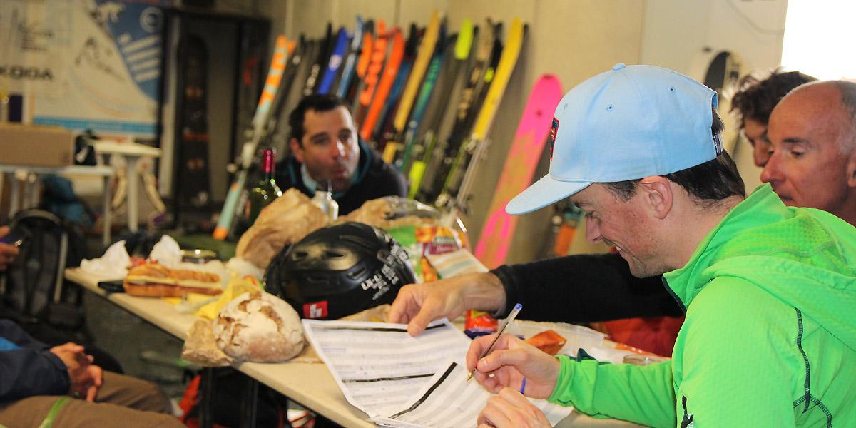 Test skis de rando & splitboards 2018
