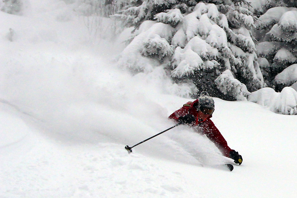 (voyage en direct) Ski de rando dans les Tatras