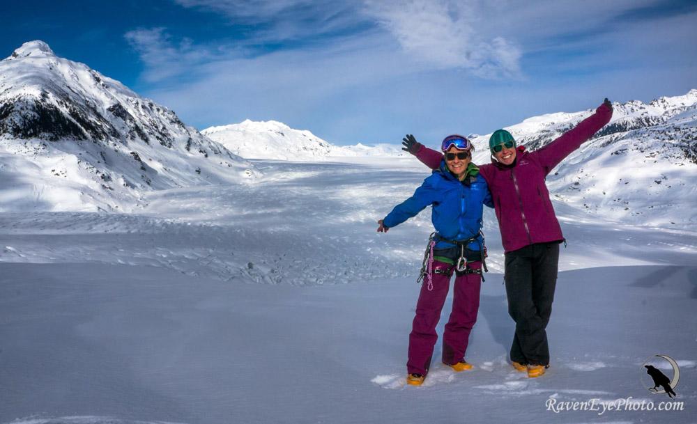 Coast Mountain Epic, la traversée incroyable d'une mère et sa fille