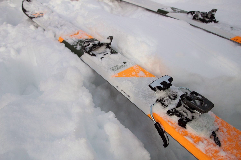 Test fixation Marker Alpinist