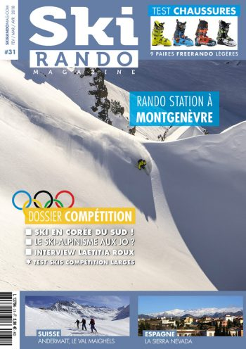 Ski rando magazine n°31