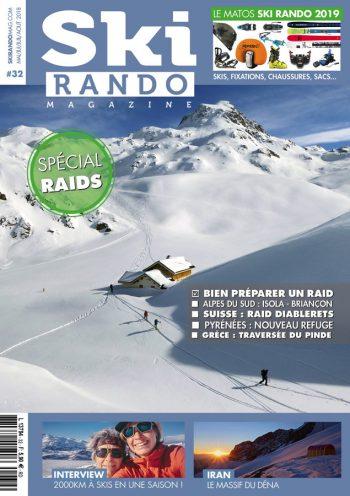 Ski rando magazine n°32