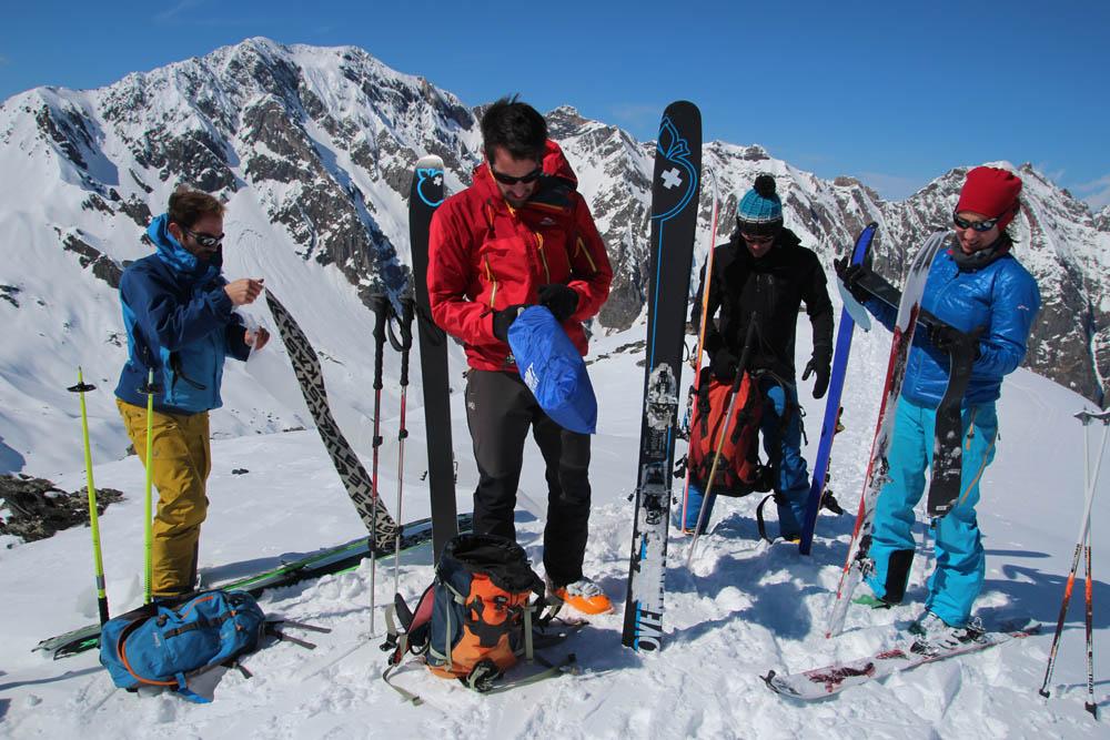 Test ski rando Movement Alp Tracks 106