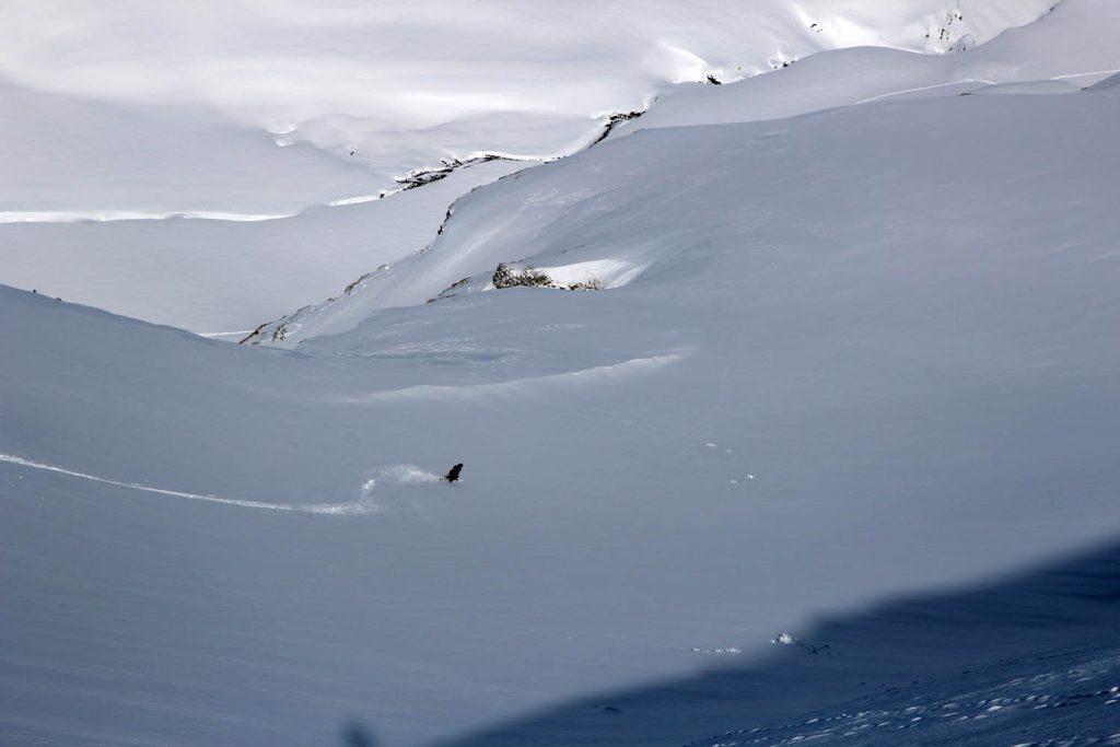Test ski rando Volkl VTA 108