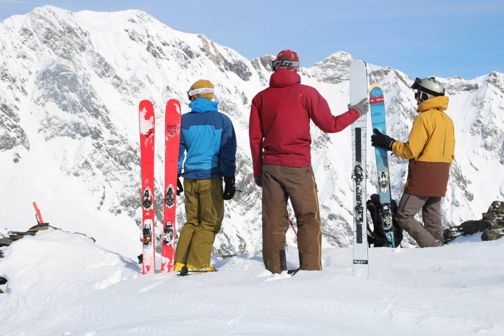 test ski randonnée Zag Ubac 102