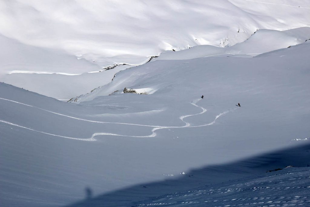 test ski rando dynafit route 88