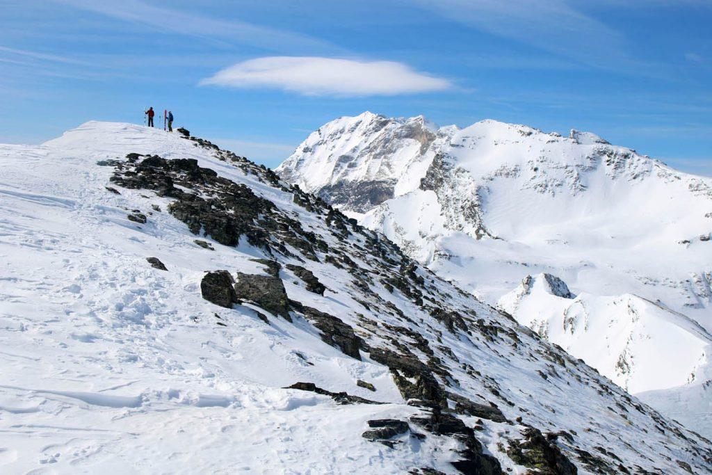 test ski rando scott super guide 88