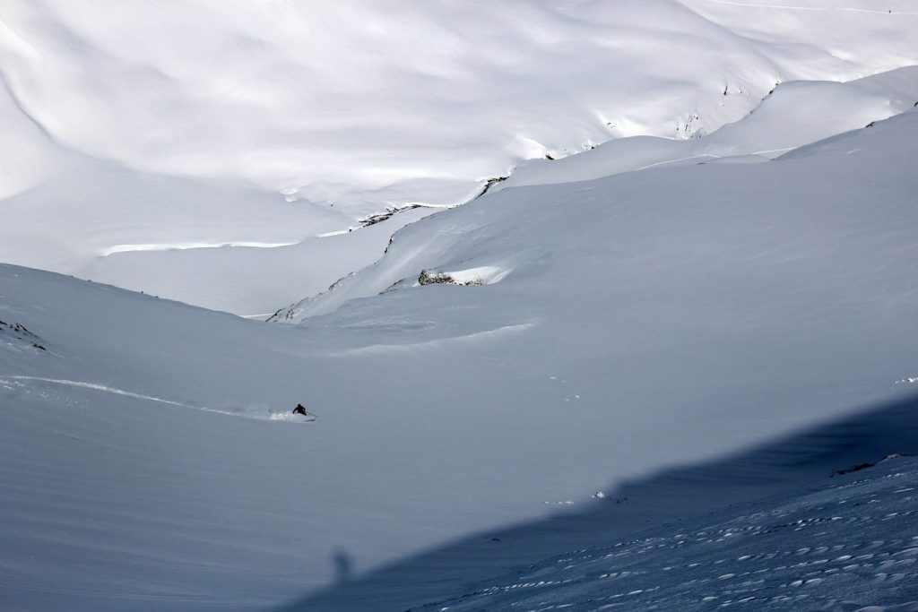 test ski rando Elan Ibex 94 carbon