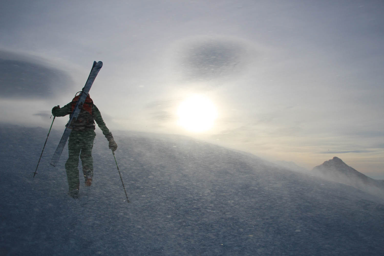Ski de rando dans les Tatras