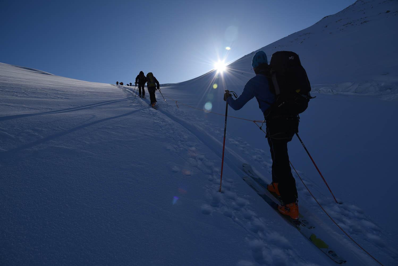 Raid à skis en Autriche : tour du Grossvenediger