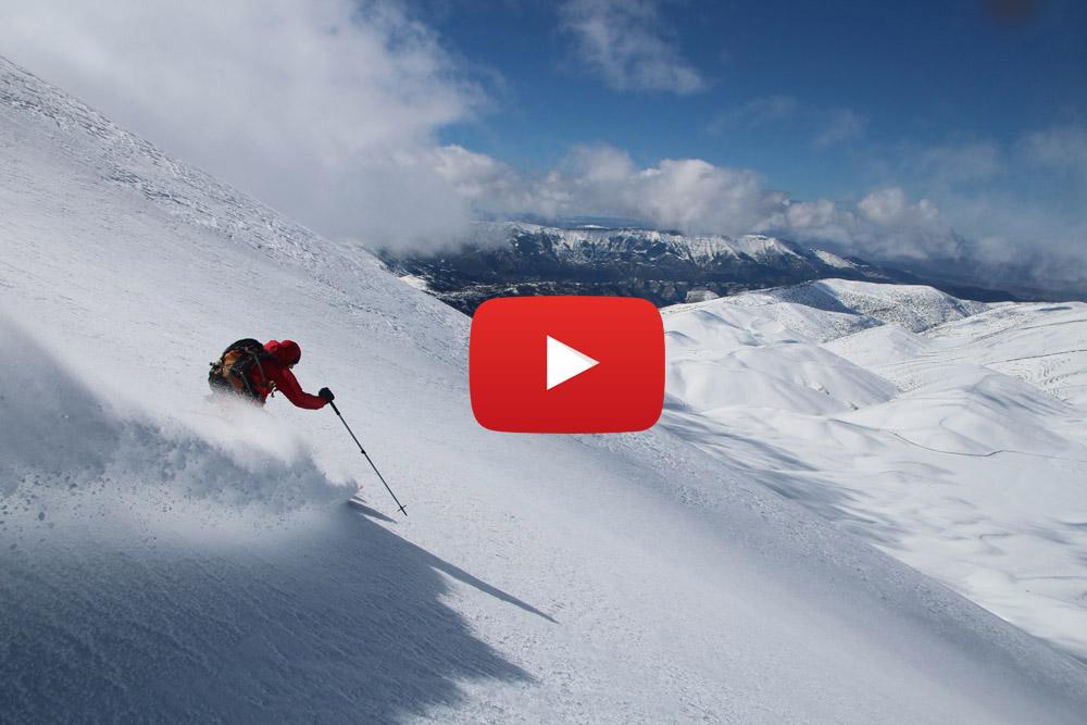 Ski de rando en Maroc : le Moyen Atlas