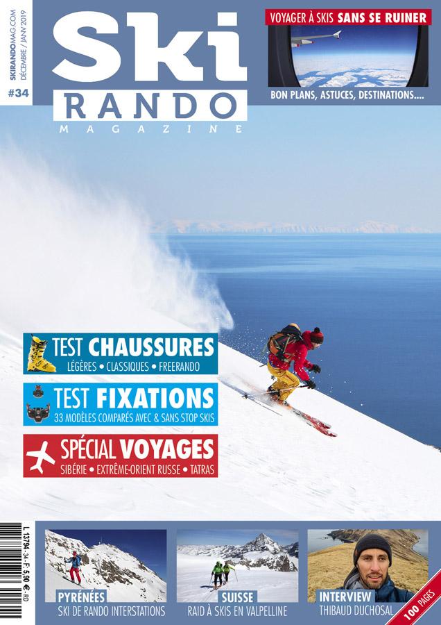 Ski rando magazine n°34