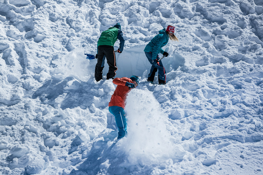 Avalanches : le facture humain