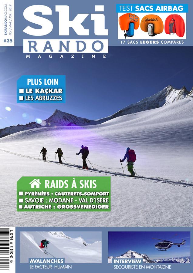 Ski rando magazine n°35