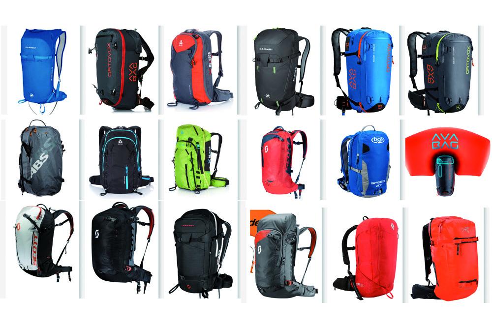 Test sacs airbag : 17 modèles légers comparés